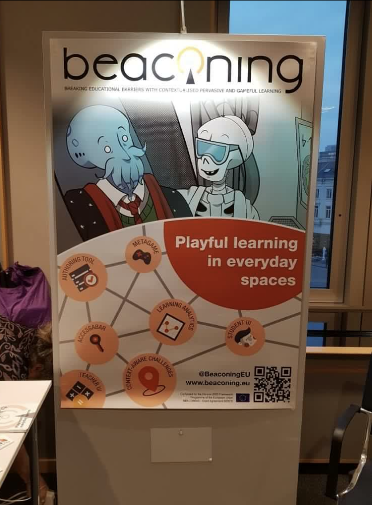 BEACONING poster