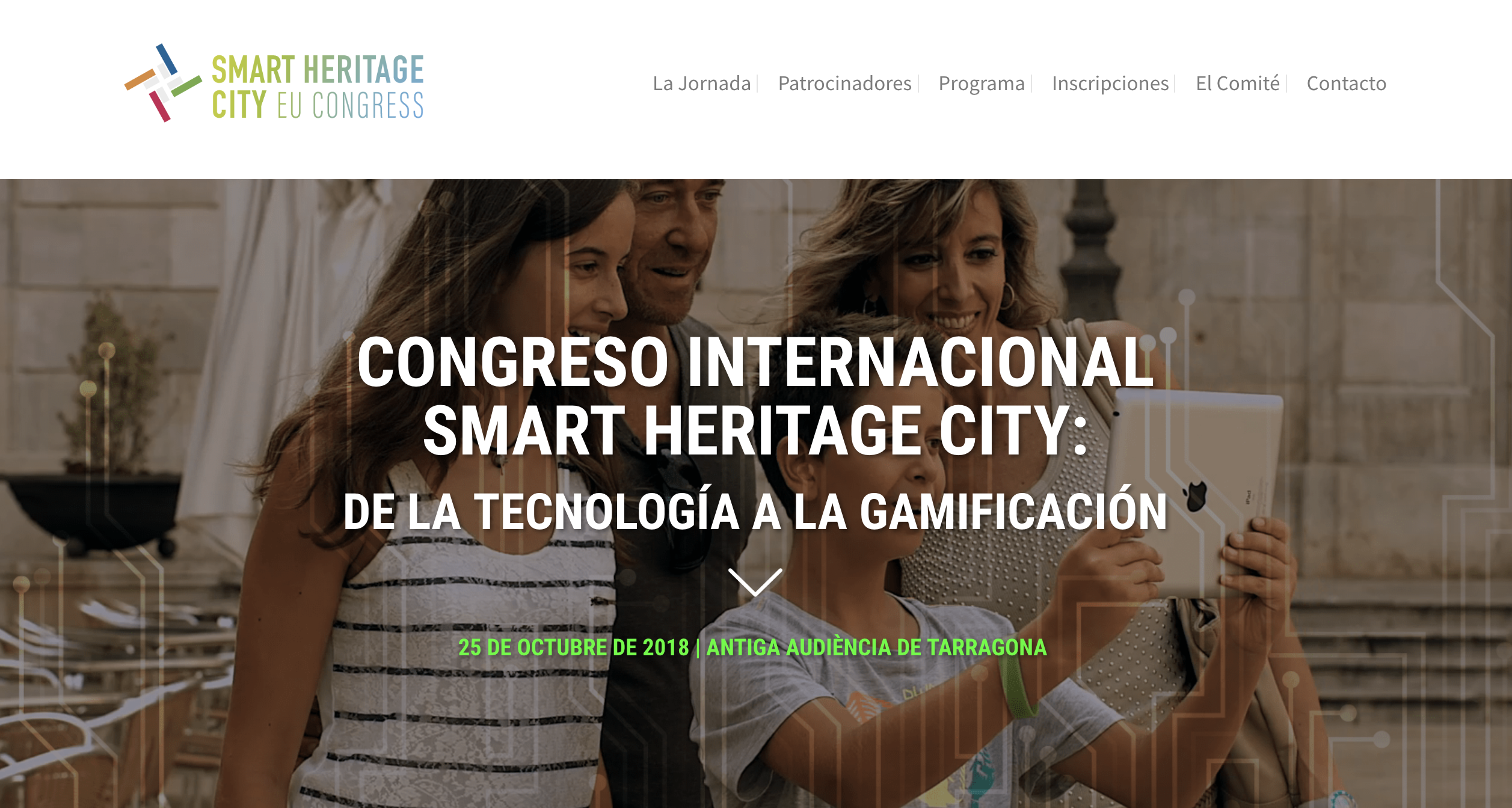PlayVisit_SmartCities_Heritage_Tarragona_gamification_technology